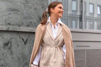 How To Style Shirtdress Or Oversized Shirt This Fall