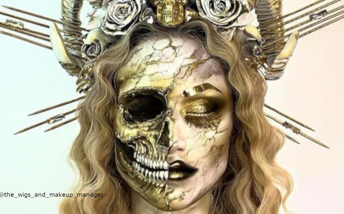 Ingenious Halloween Makeup Looks To Try This Spooky Season