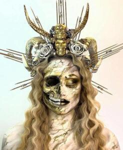 ingenious halloween makeup looks to try this spooky season