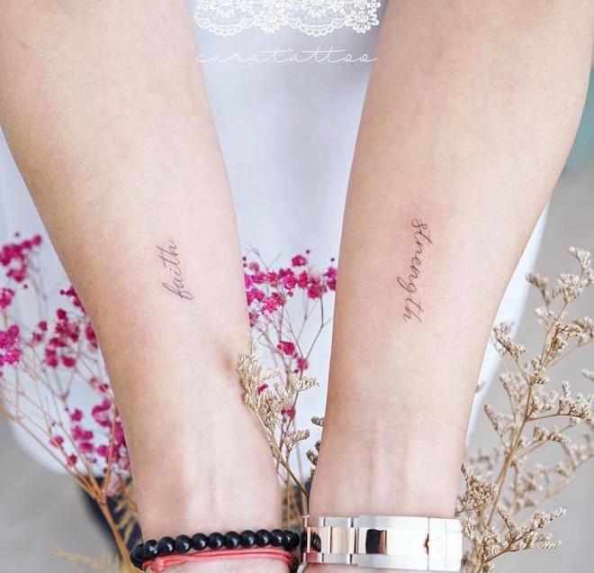 inner strength tattoos for women