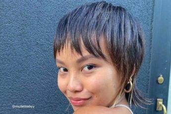 Mullet Hair Trend