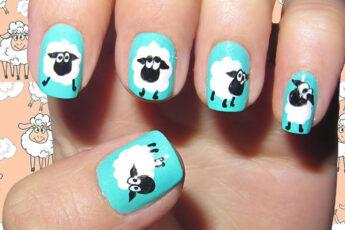 sheep_nail_art_fashionisers_2020