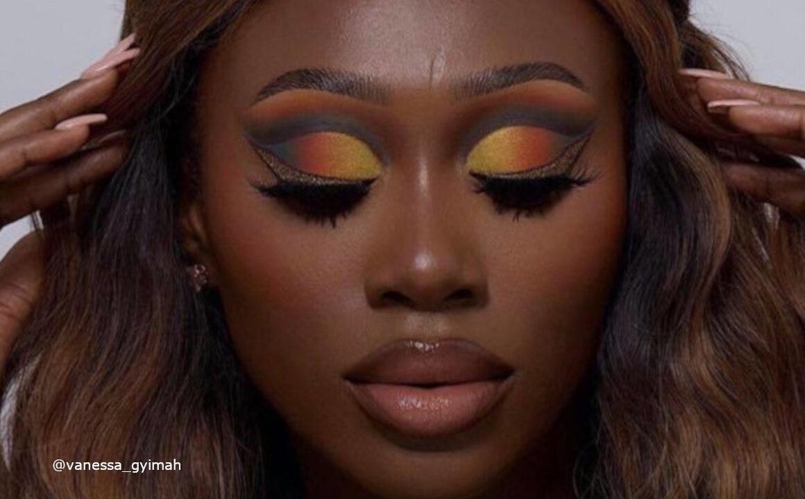Spooky Orange Makeup Looks To Try Ahead Of Halloween