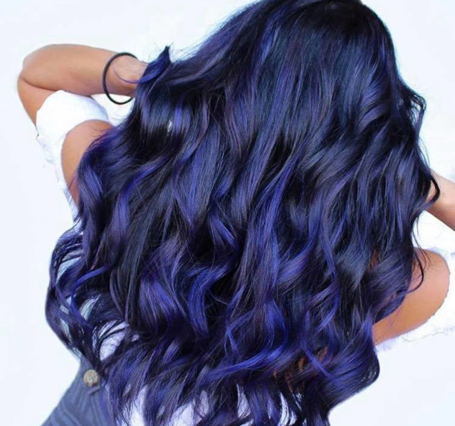 unique hair colors you can actually pull off