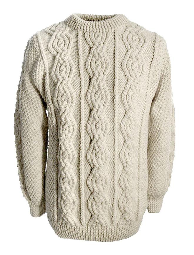 ClanAranSweater