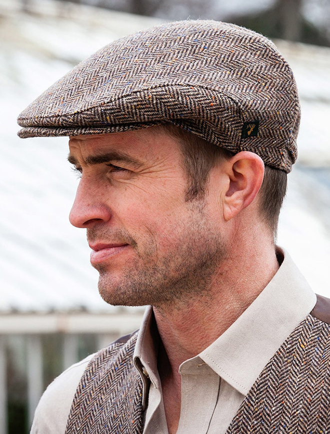 TrinityTweedFlatCap