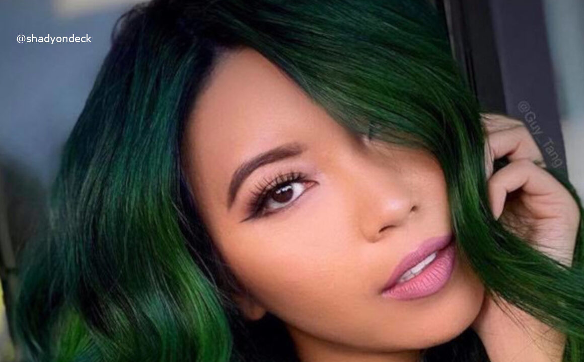 Bold Winter Hair Colors For Those Itching For A Major Makeover