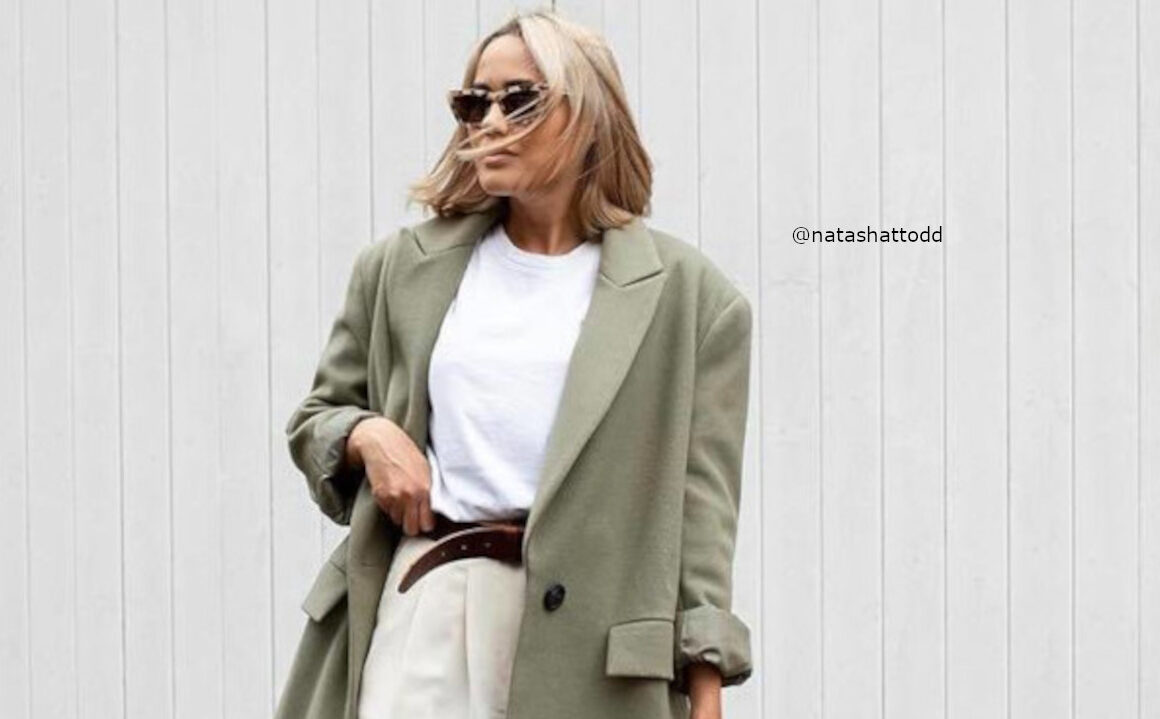 How To Style Oversized Blazers This Fall