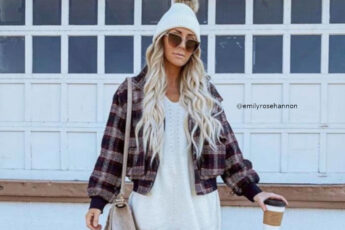 How To Wear Dresses In Fall Cold Weather & Stay Warm