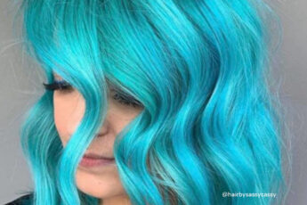 Jewel Tone Hair Colors To Enrich Your Look This Winter