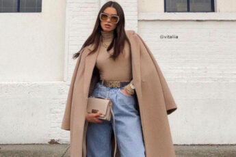Street Style Icons Prefer Oversized Jeans And Here's Why