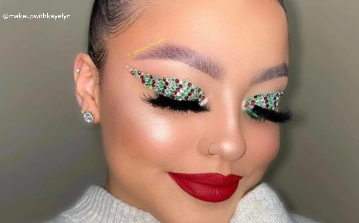 Christmas Makeup Looks