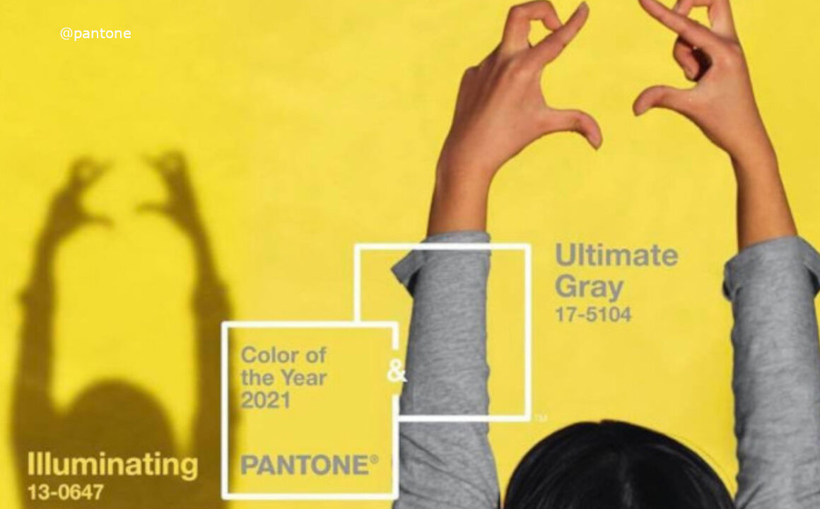 Colors That Go With Illuminating - One Of The Two Pantone 2021 Colors Of The Year
