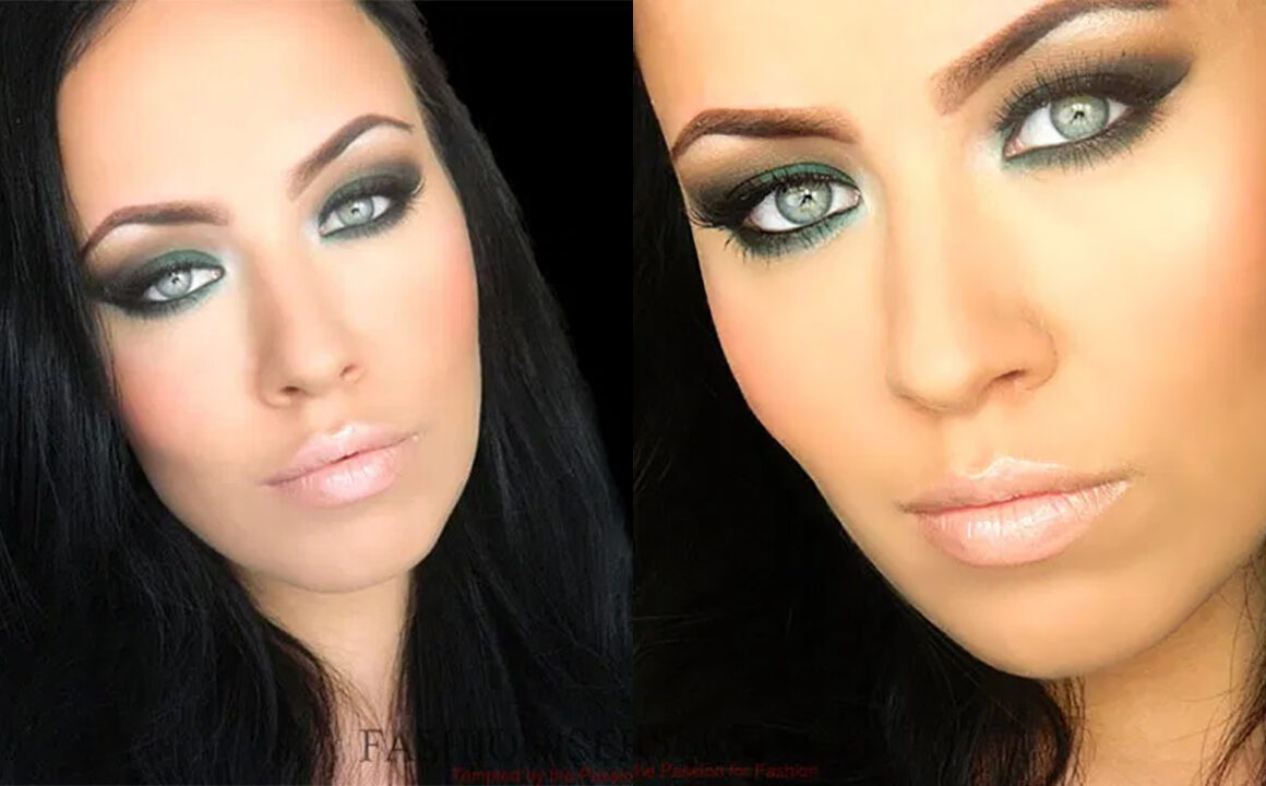 emerald_green_smokey_eye_makeup_tutorial_main_image