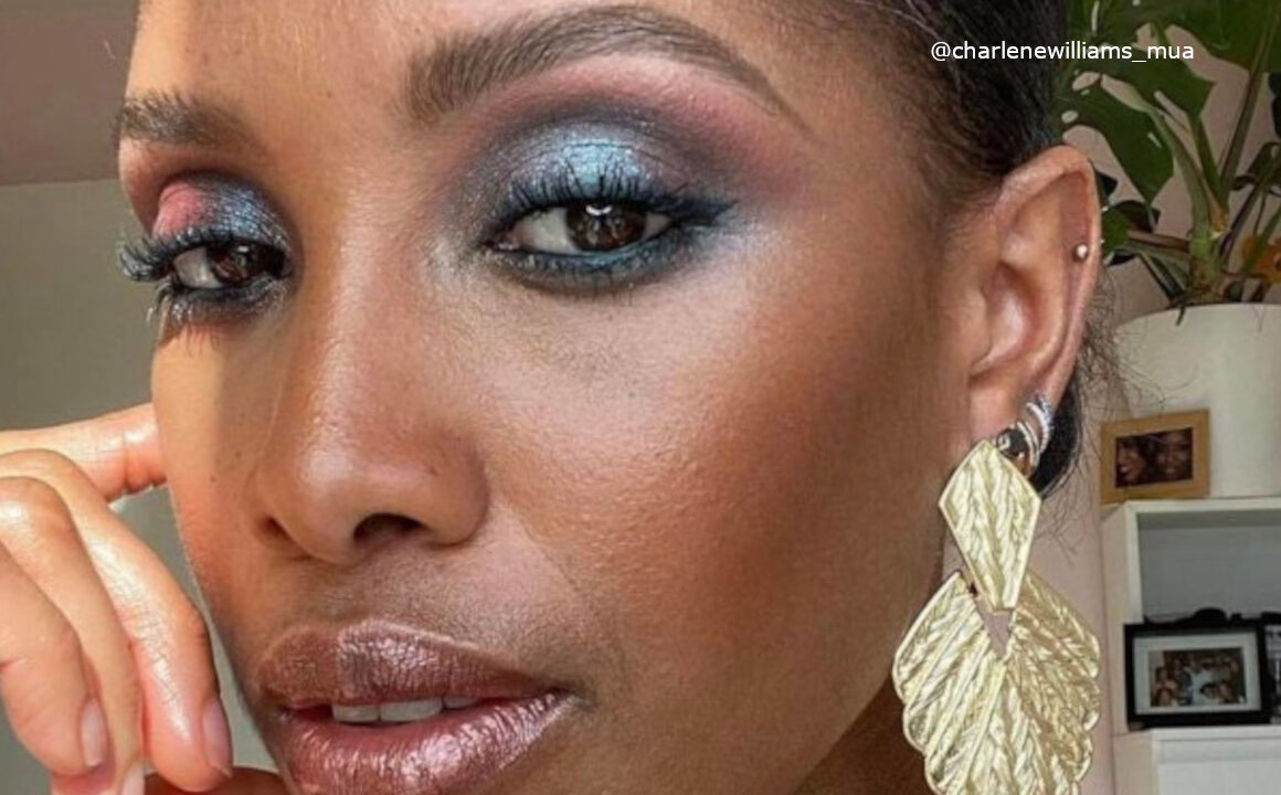 Get Ready for the Festive Season With Disco Makeup