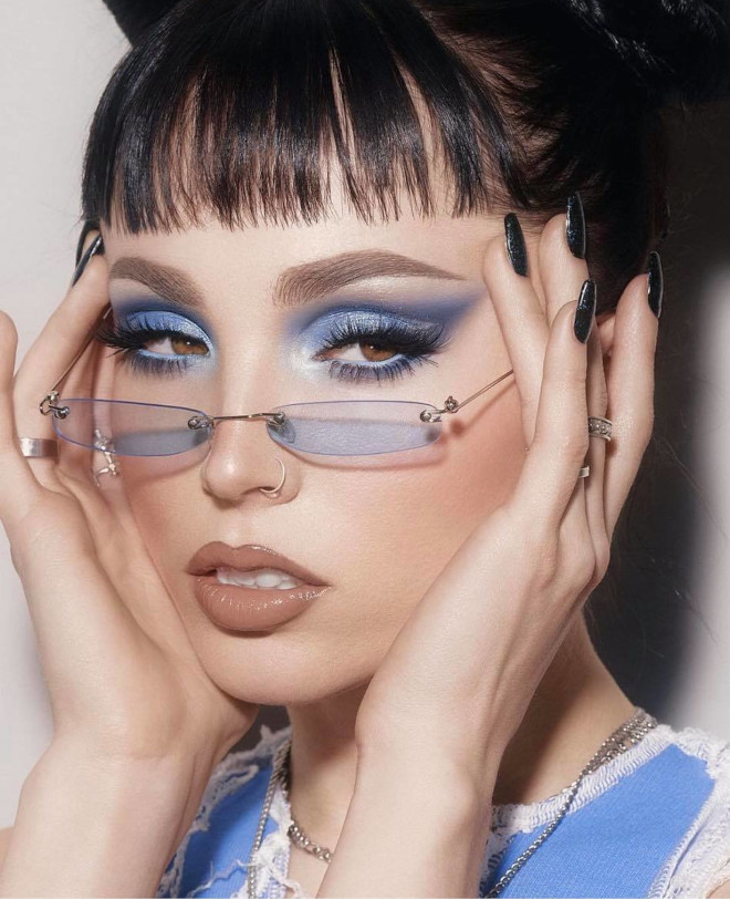 start the year fresh with these 2021 makeup looks