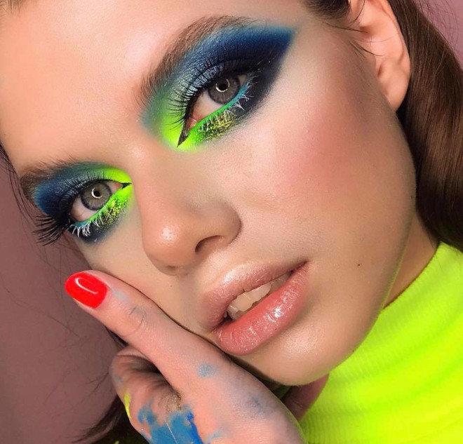 the pinterest 2021 beauty trends are not for the faint of heart