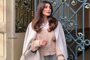 How To Pull Off Skirt Outfits In Cold Weather