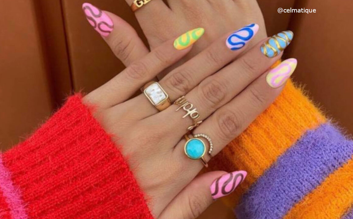 Kick off 2021 in Style with These Gorgeous Winter Nail Designs