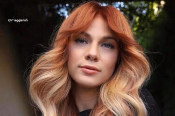 Peaches And Cream Hair Is The Prettiest Way To Become A Redhead In 2021