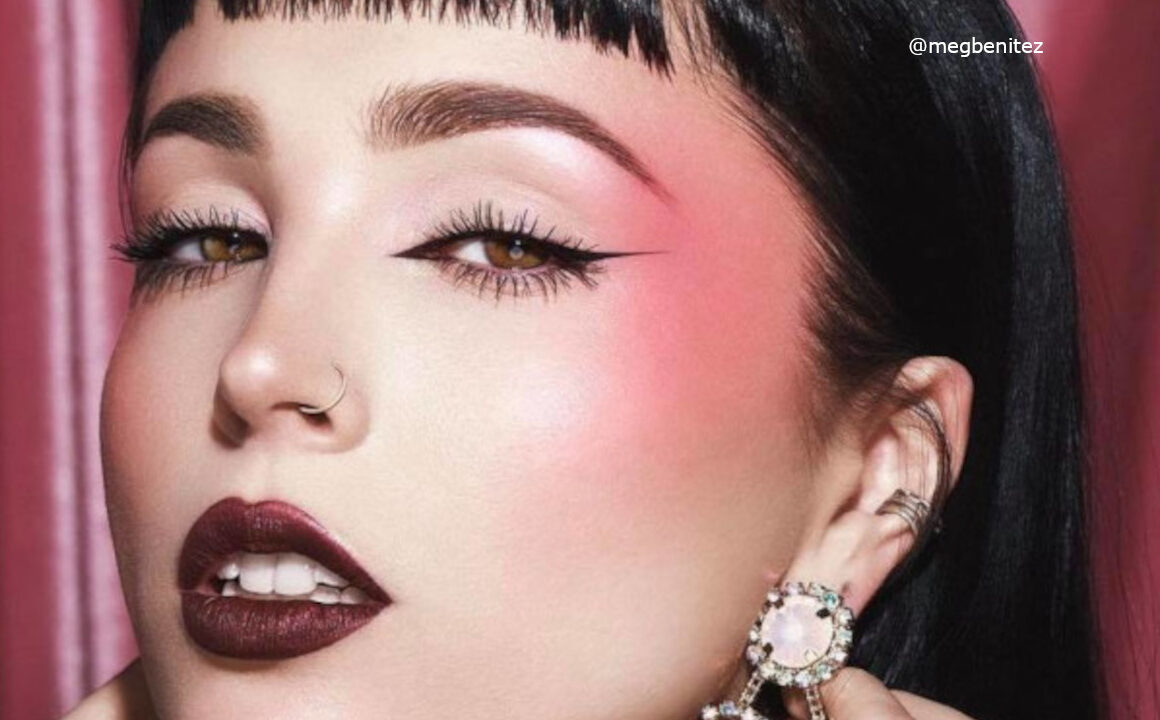 Seductive Vampy Makeup Looks for Winter