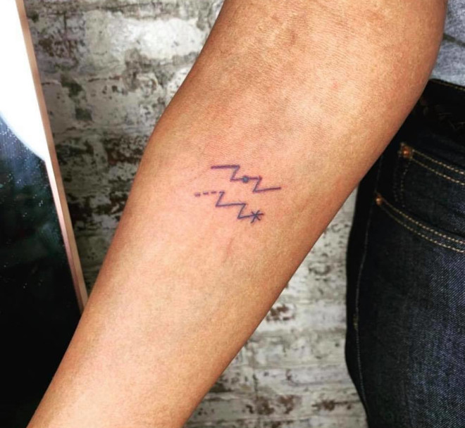 the most mesmerizing aquarius tattoos to honor your zodiac sign