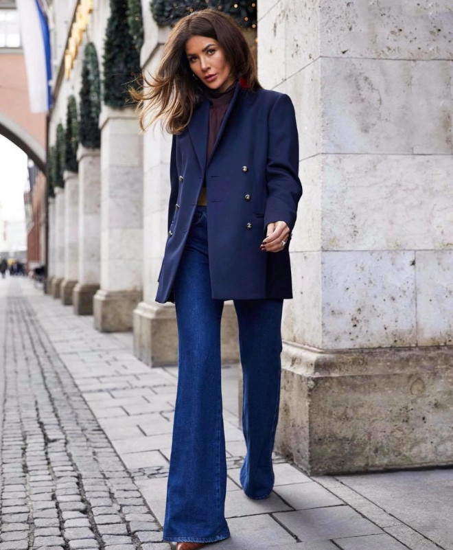 denim outfits - the fabric that has the power to take any look from basic to fashionista-approved