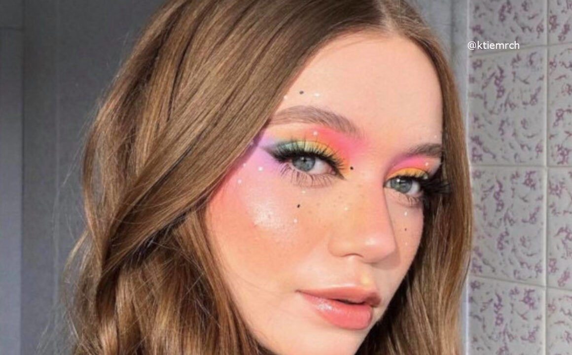 Rainbow Makeup is All Over Instagram - Recreate These Colorful Looks Ahead of Spring