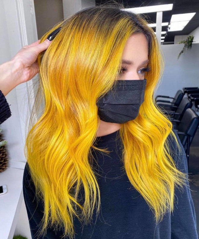 root play hair is the hair trend that can turn any dye job into a low maintenance one