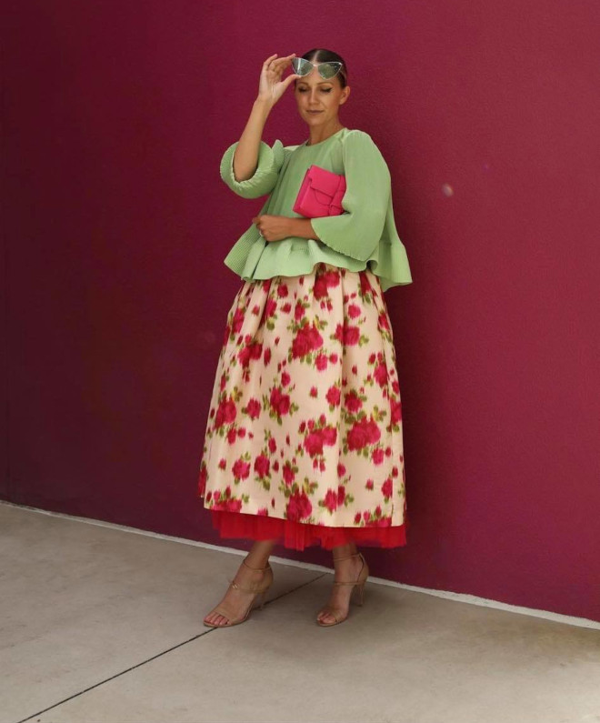 spice up your look with floral pieces ahead of spring
