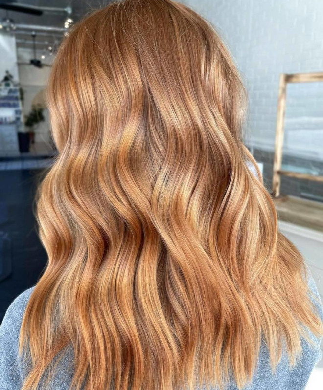 strawberry blonde hair color ideas that will make you rush to the salon