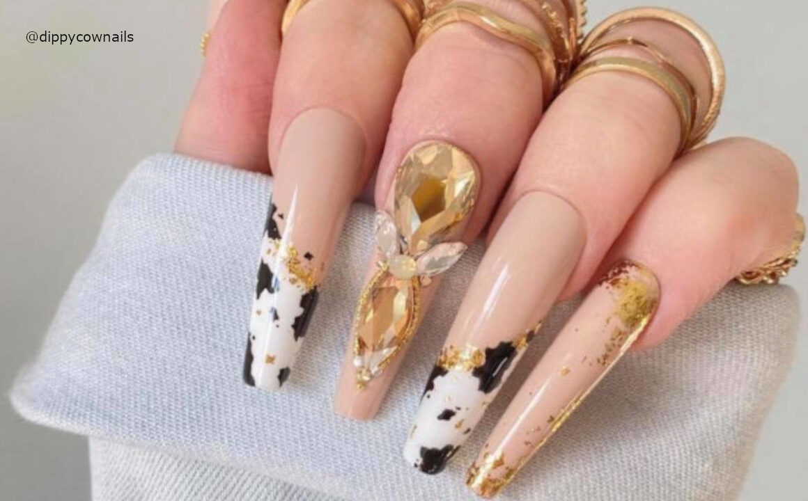 The Hottest 2021 Spring Nail Trends You'll Want to Recreate ASAP