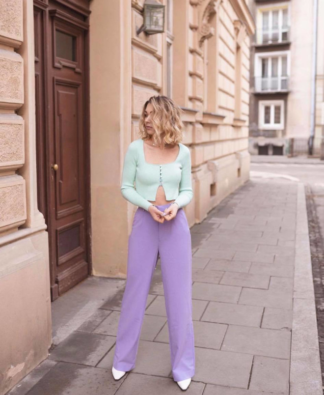 attention fashionistas - this spring calls for pastel outfits