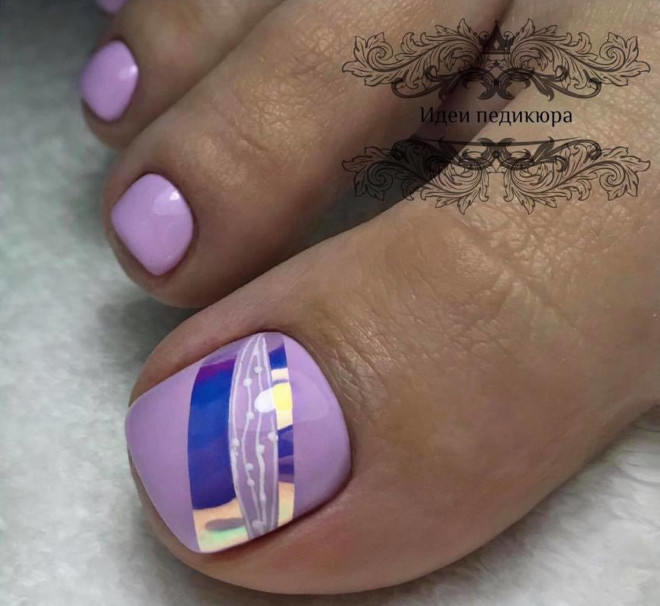 chic spring pedis that will get you ready for sandal season