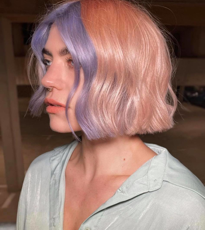 put these fabulous bob hairstyles on your spring mood board if you're planning a big chop
