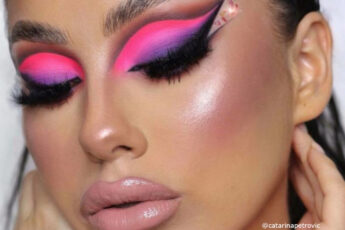 Try These Neon Makeup Ideas to Spice Up Your Boring Pandemic Days