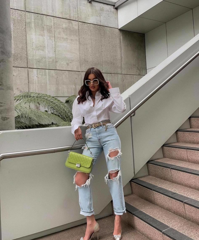 simple spring outfits that will give you a timeless look