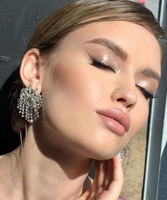 the glazed eye makeup trend is here to gibe add a dose of glam even to your simplest makeup looks