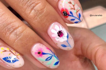 These Nature-inspired Nails Will Give You Major Spring Vibes