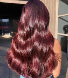 dark hair colors for summer for those not willing to jump on the bright side