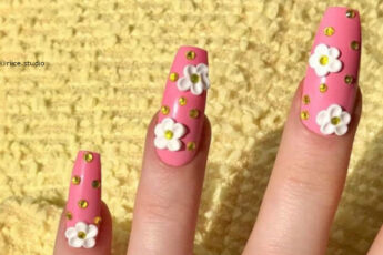Get Your Tips Spring-Ready With Pink Nails