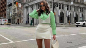 It's Leggy Time: The Chicest Ways to Style Mini Skirt Outfits