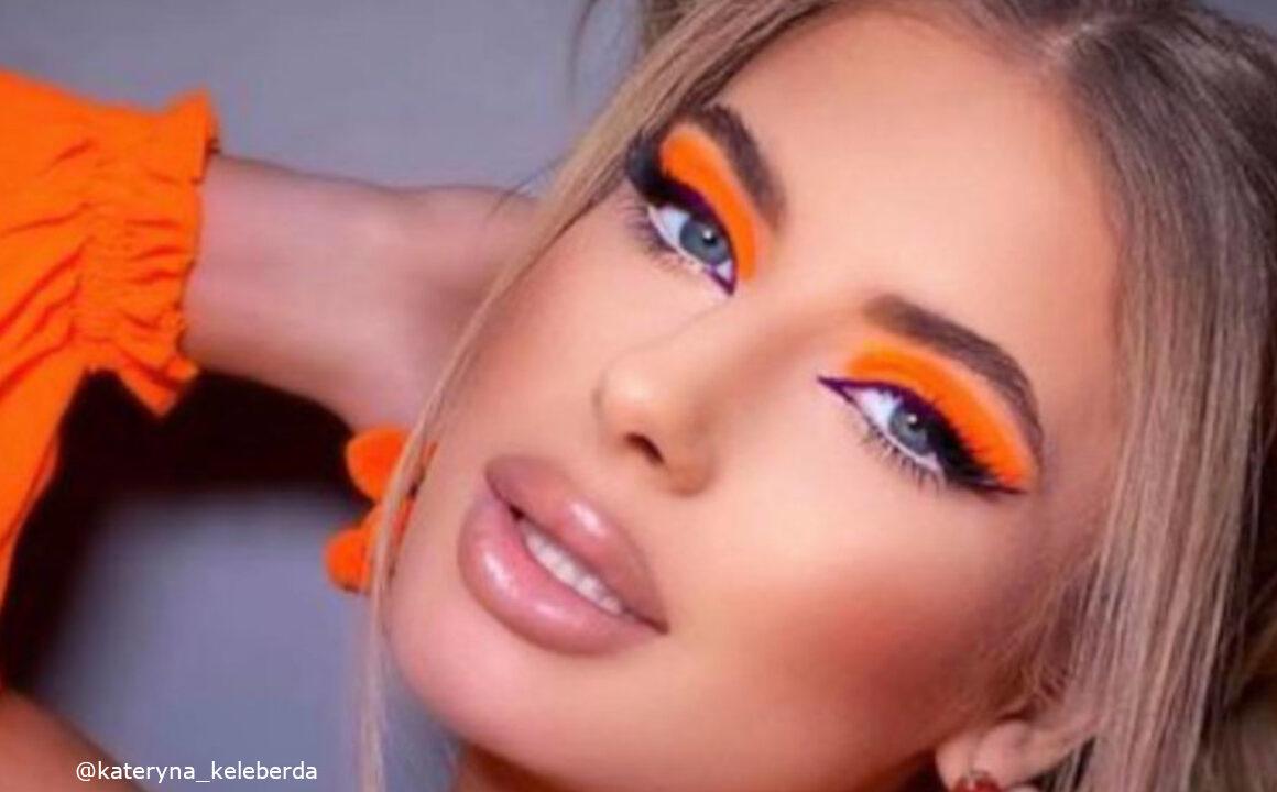 Orange Makeup is Here to Juice Up Your Spring Look