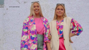 Oversized Blazers in Statement Colors Are The Biggest Spring Hit