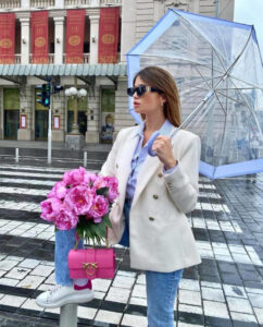 shirt and jeans outfits that look ultra chic & stylish