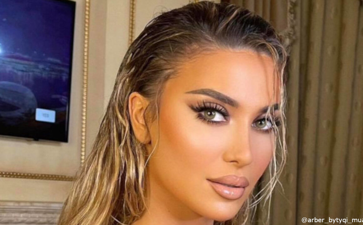 The Wet Hair Trend Is Back for Summer