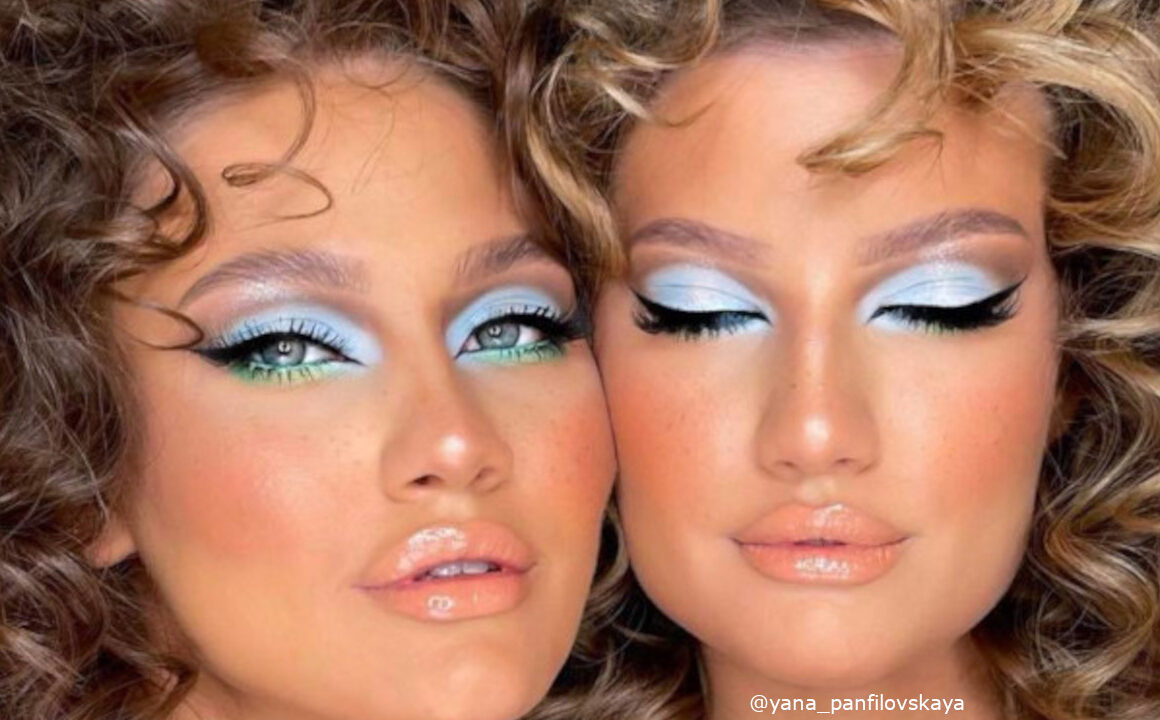 Tropical Makeup Will Give You All The Vacay Vibes Ahead of Summer