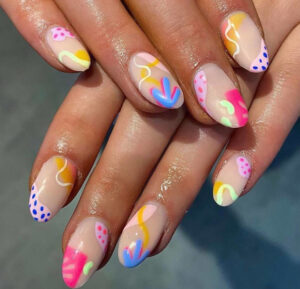 vibrant summer nails to brighten up your style