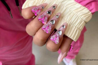 Bolden Up Your Look This Summer With 3D Nail Art