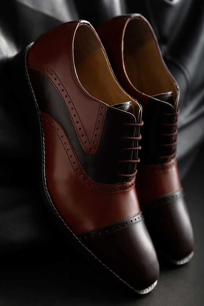 Derby Shoes for man